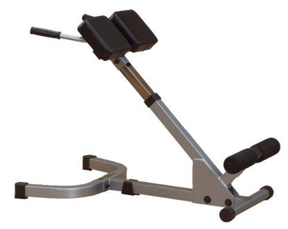 Picture of Body-Solid Powerline 45-Degree Hyperextension Bench (PHYP200X)