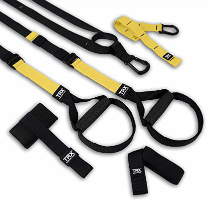 Picture of TRX PRO3 Suspension Trainer System Design & Durability| Includes Three Anchor Solutions, 8 Video Workouts & 8-Week Workout Program
