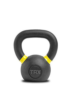 Picture of TRX Training Kettlebell, Gravity Cast with a Comfortable Ergo Handle, 8kg